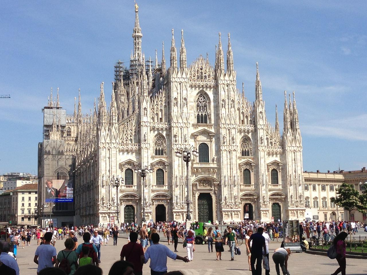 Catedral Milán Viajes
