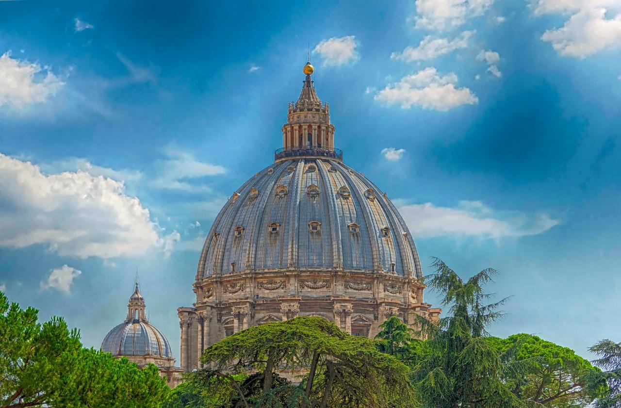 Cúpula San Pedro Vaticano