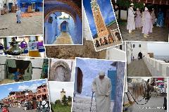 marruecos collage