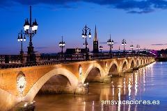 Puente de Piedra Burdeos