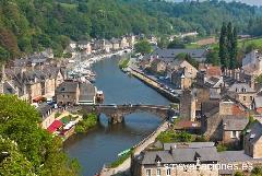 Dinan, Bretana Francesa