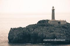 Santander Faro Isla Mouro