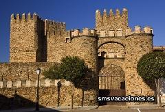 Castillo de Monroy Caceres