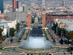 plaza espana barcelona