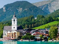 st. wofgang austria