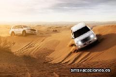 Desierto Sahara 4x4