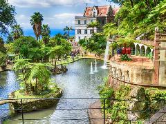 jardin tropical monte palace madeira