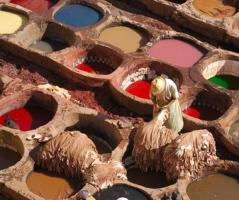 Curtido en Fez