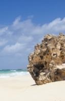 Playa de la Isla de Cabo Verde