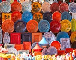 Artesania en Tanger