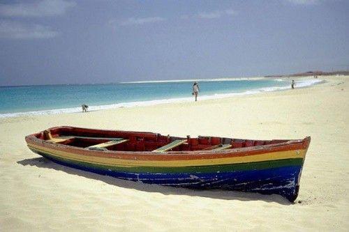 Viaje a Cabo Verde Boavista