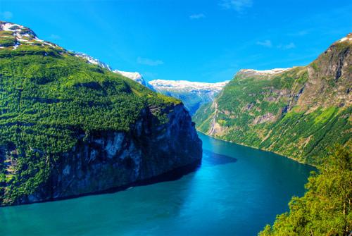 Circuito en BUS Escandinavia y Fiordos