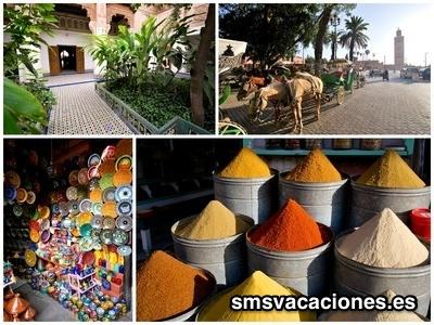 Combinado Marrakech y Fez