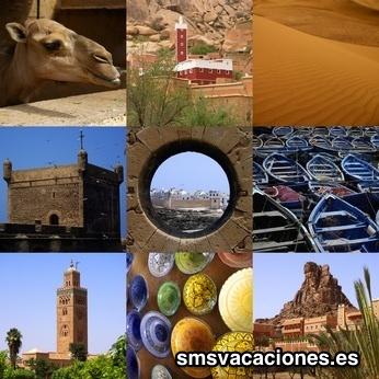Combinado Marrakech y Essaouira