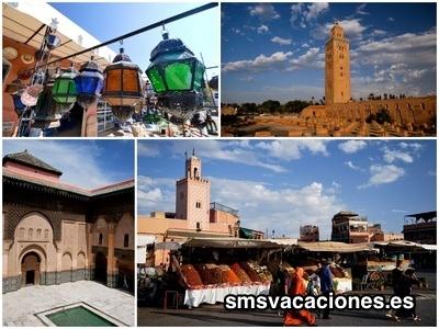 Viaje a Marrakech desde Málaga