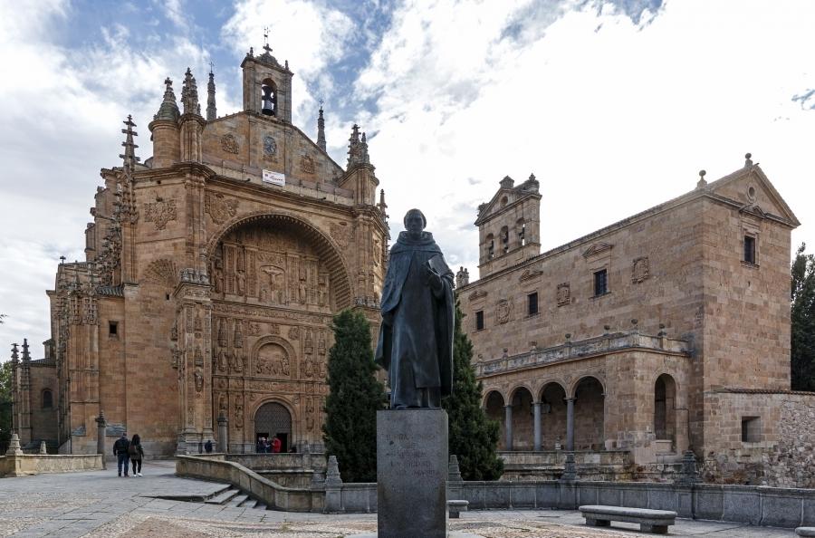 Puente de Andalucía, Salamanca y Sierra de francia, en autobús (II)
