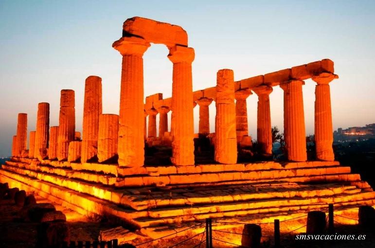Circuito Sicilia, Sur de Italia Fin Palermo con Roma