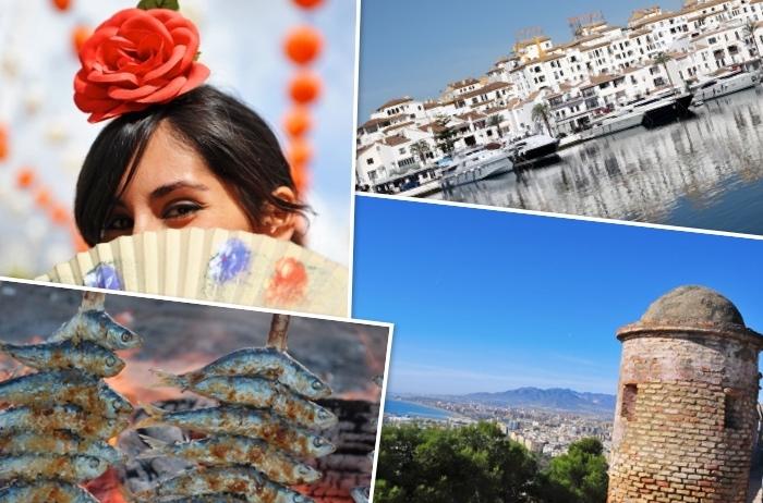 Circuito Bus Andalucía, Marruecos y Portugal (Sin Alhambra)