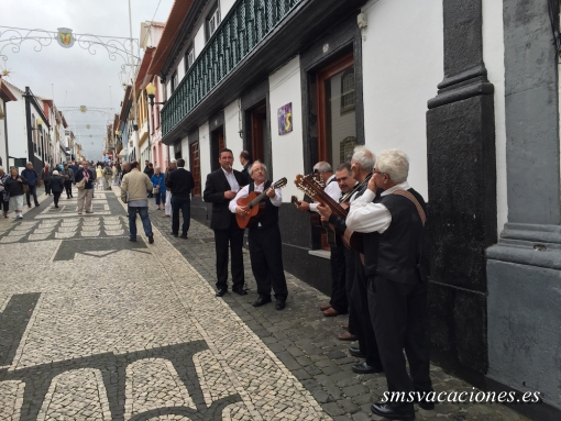 Viaje a la Isla de Terceira