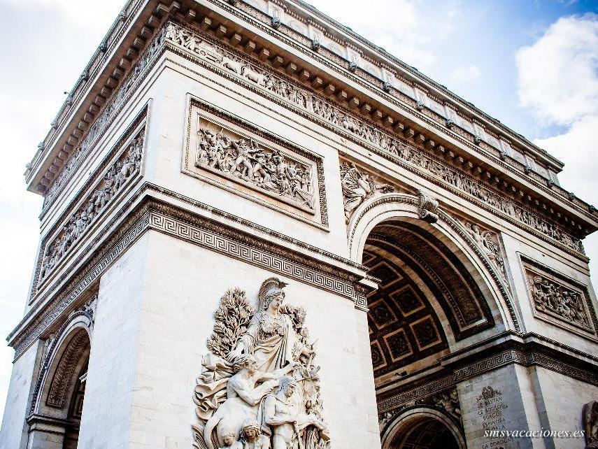 Circuito Roma, Paris y Madrid