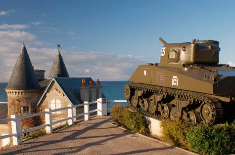 Circuito Bretaña y Normandía con París