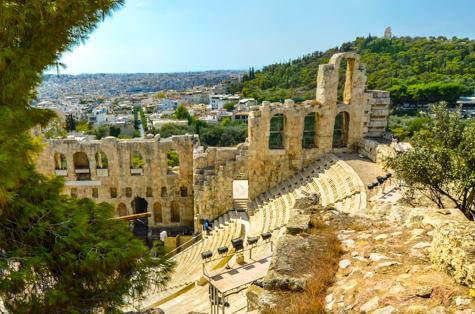 Circuito de Atenas a Dubrovnik