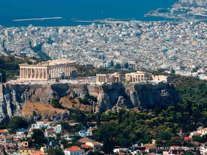 Circuito Grecia, Italia I