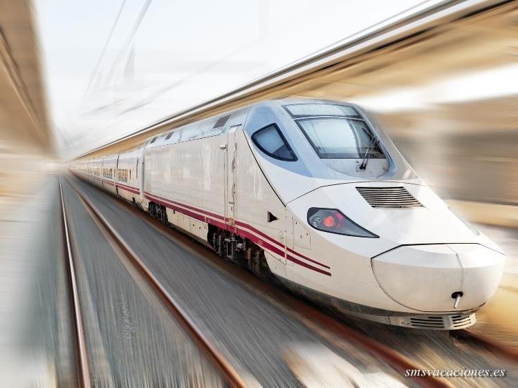 Circuito Andalucia, Tren AVE