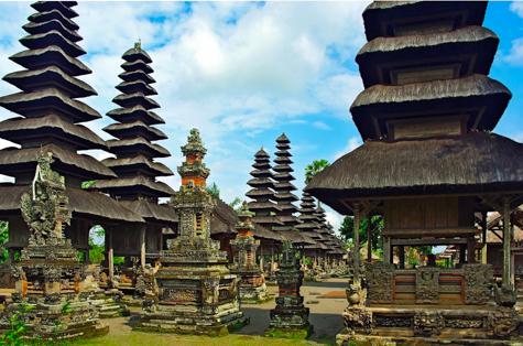 Circuito Sinfonía Balinesa