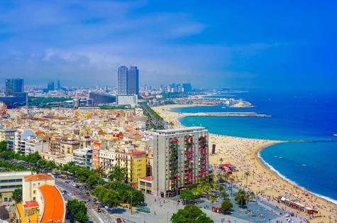 Gran Europa Turista con Barcelona