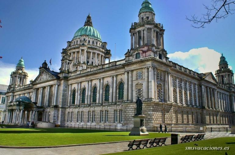 Circuito Inglaterra, Escocia e Irlanda y capitales Imperiales II