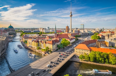 Circuito Berlin, Praga, Budapest y Viena