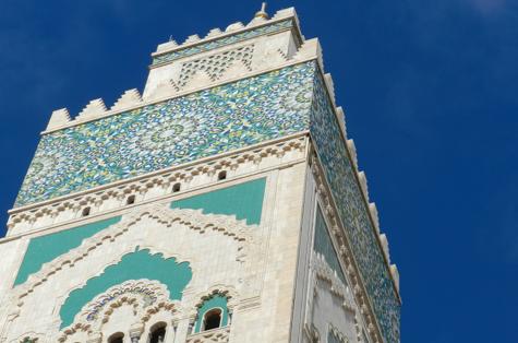 Circuito de Madrid a Marrakech - sin Alhambra