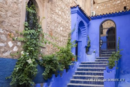 Viaje a Chaouen en Semana Santa