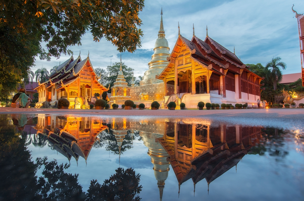 Circuito Bus Bangkok y Triángulo Dorado 6 días.