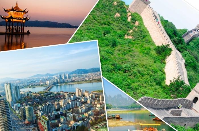 Circuito Bus Gran Ruta de Corea y China