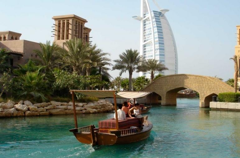 Circuito Stopover en Dubai de 3 días.