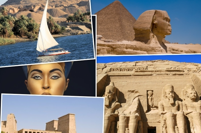 Egipto con Alejandría, Oasis de Siwa y Crucero por el Nilo 12 días.