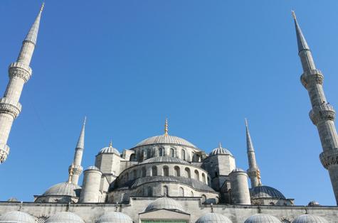 Circuito Contrastes de Turquía