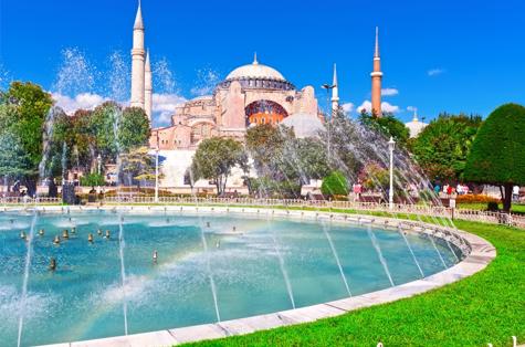 Circuito Estambul y Perlas del Egeo