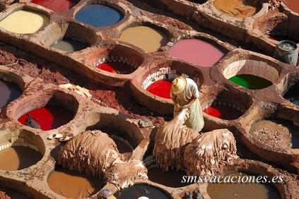 Viajar a Fez en el Puente de Andalucía