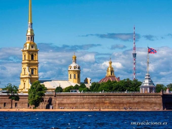 San Petersburgo y Escandinavia Fin Copenhague 10 días.