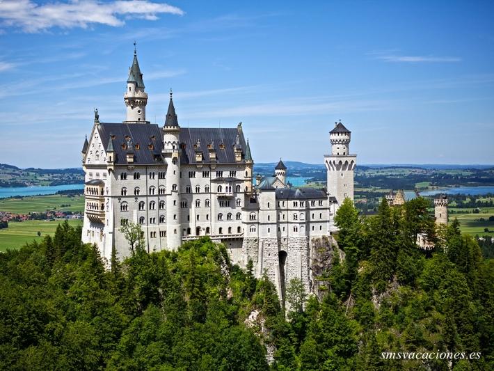 Circuito Suiza y Alemania