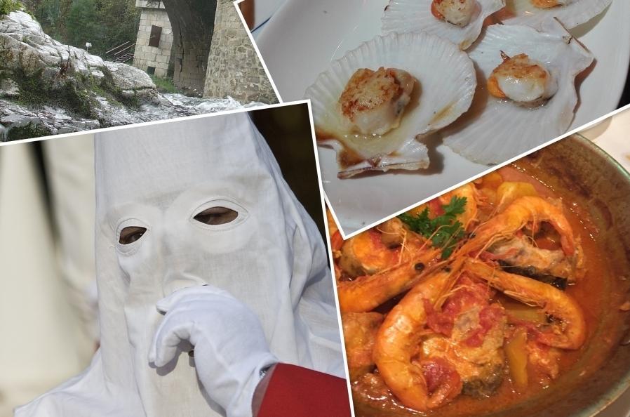 Circuito Galicia Rías Bajas en Semana Santa (II)