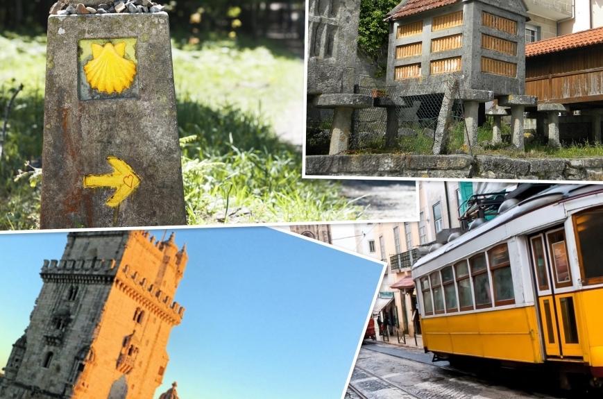 Circuito bus Galicia y Norte de Portugal (Gran Clase)