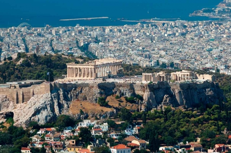 Circuito Bus Grecia y Sicilia fin Roma de 14 días.