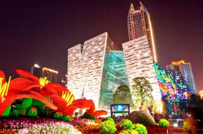 Circuito Corea, Pekín y Shangai