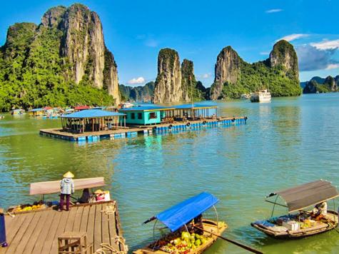Circuito en Bus por Vietnam y Camboya