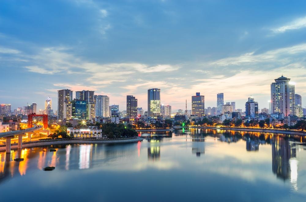 Circuito Bellezas de Vietnam y Camboya con Tailandia de 13 días.
