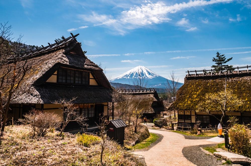 Circuito Tokio, Monte Fuji, Kioto y Camino de Kumano de 10 días.